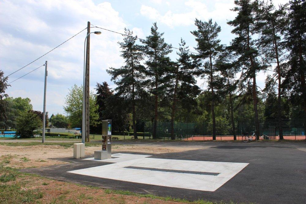 Aire camping-car à Haguenau (67500) - Photo 3